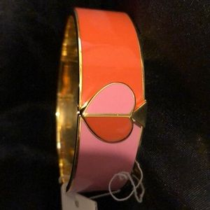 Kate Spade Heritage Spade Bangle NWT